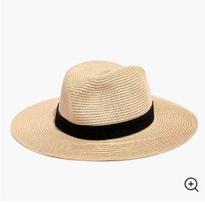 Madewell packable Mesa hat